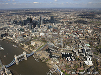 aerial photographs of